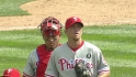 Lidge's 100th save with Phils