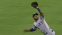 Andrus&#039; diving snag