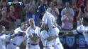 Young's walk-off single