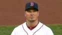 Bedard's Red Sox debut
