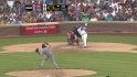 Castro's RBI groundout