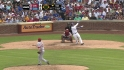 Castro's two-run double