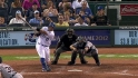 Pena&#039;s RBI double