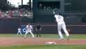 Duda&#039;s nice play