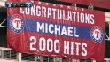 Young's 2,000th hit