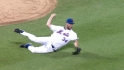 Pelfrey's diving play