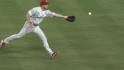 Lidge's glove flip