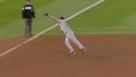 Youkilis&#039; nice grab