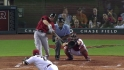 Bogusevic&#039;s first career homer