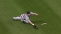 Boesch's diving catch