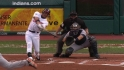 Carrera's RBI double