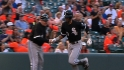 White Sox four-run first