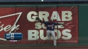 Span's leaping catch