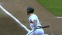 Uggla extends hit streak