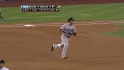 Pedroia's two-run dinger