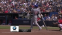 Pena&#039;s two-run go-ahead blast