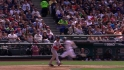 Wilson&#039;s RBI infield hit