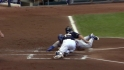 Brewers turn triple play