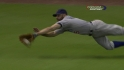 Johnson's diving catch