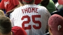 Phillies broadcast honors Thome