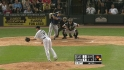 Hafner&#039;s RBI single