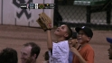 Young fans catch foul ball