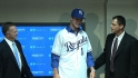 Royals introduce Starling