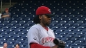 Cueto dominates the Nats