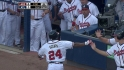 Bourn&#039;s solo shot