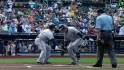 Braun&#039;s two-run blast