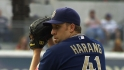 Harang&#039;s strong start
