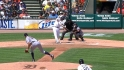Santiago&#039;s RBI single