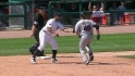 Hafner's RBI single
