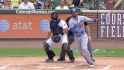 Kemp&#039;s RBI double