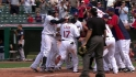 Choo's walk-off three-run shot