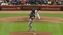 Kershaw snares a comebacker
