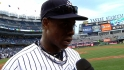 Granderson on his grand slam