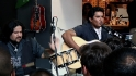 Los Lonely Boys at Fan Cave