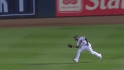 Heyward's running catch