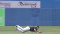 Lawrie's great catch