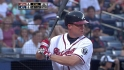 Chipper&#039;s 450th homer