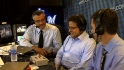 Attanasio visits the booth