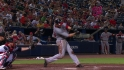 Werth's solo home run