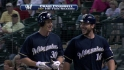 Counsell&#039;s two-run homer