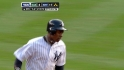 Granderson's 100th RBI