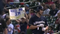 Kottaras' RBI single
