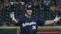 Kottaras hits for the cycle