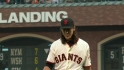 Lincecum's 200th strikeout
