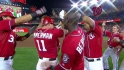 Zimmerman's walk-off single