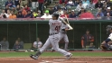 Martinez's three-run blast